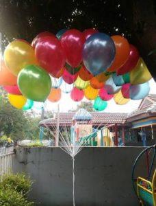Balon Gas Cikarang, Balon Pelepasan Cikarang, Balon Helium Cikarang