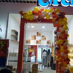 dekorasi balon cikarang